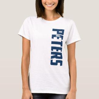 T-shirt Gary Peters pour le sénat Michigan 2014 des USA