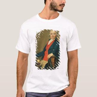 T-shirt Gaspard Meyer ou l'homme dans le gilet rouge