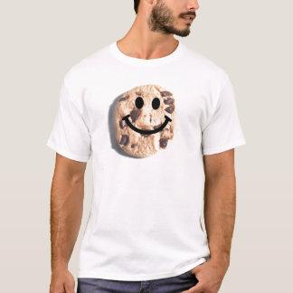 T-shirt Gâteau aux pépites de chocolat souriant