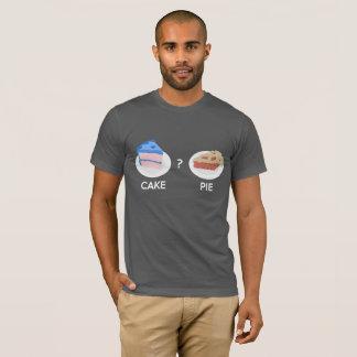 T-shirt Gâteau ou tarte