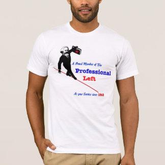 T-shirt Gauche professionnelle