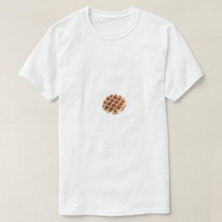 T-shirt Gaufre de tee - shirt