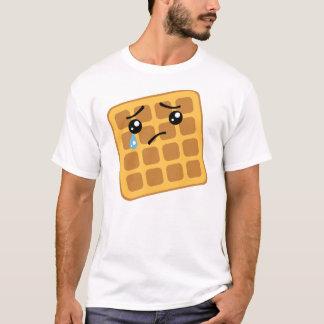 T-shirt Gaufre triste