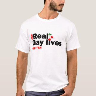 T-shirt Gay pride de l'Utah