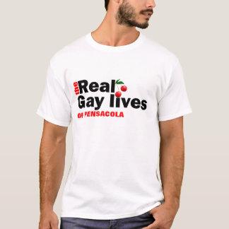 T-shirt Gay pride de Pensacola