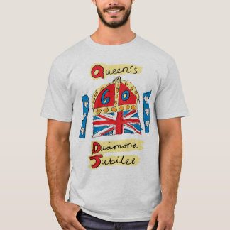 T-shirt GAZ T - Logo de jubilé de diamant