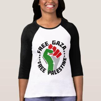 T-shirt gaza libre libèrent la Palestine