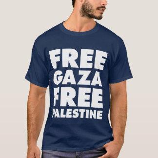 T-SHIRT GAZA LIBRE, PALESTINE LIBRE