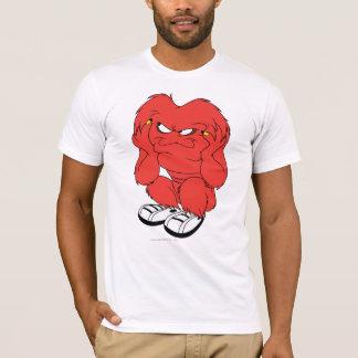 T-shirt Gaze pensant - couleur