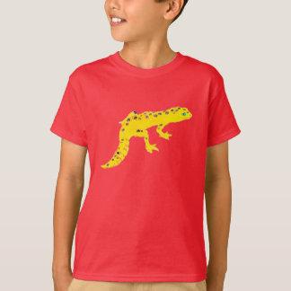 T-shirt Gecko de léopard