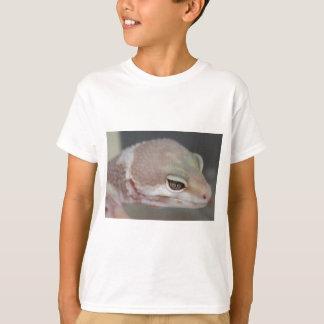 T-shirt Gecko mignon de léopard