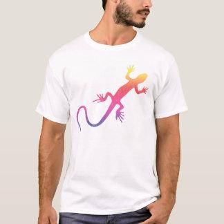 T-shirt Gecko/salamandre d'arc-en-ciel