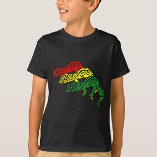 T-shirt Geckos de Rasta