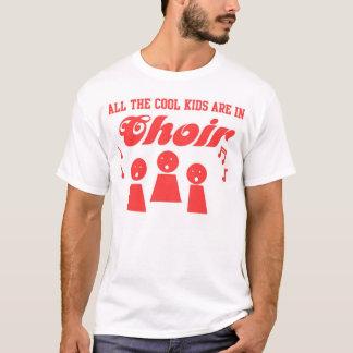 T-shirt geek de choeur