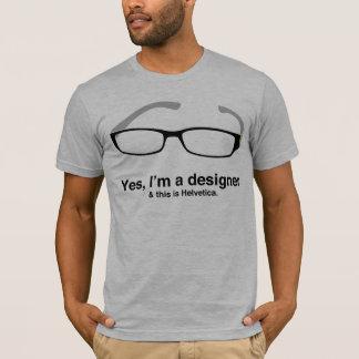 T-shirt Geek de conception