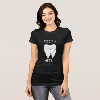 T-shirt Geek de dents