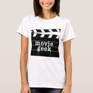 T-shirt Geek de film avec le bardeau
