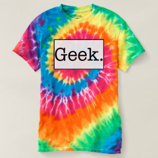 T-shirt Geek il