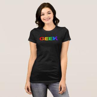 T-shirt Geeky et As