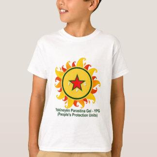 T-shirt Gel de Yekîneyên Parastina - YPG