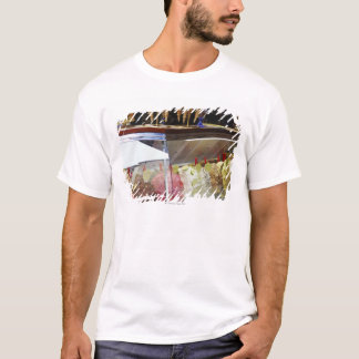 T-shirt Gelato italien dans la vitrine