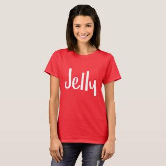T-shirt Gelée
