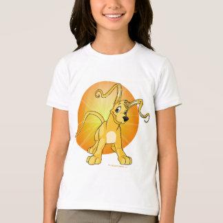 T-shirt Gelert jaune espiègle