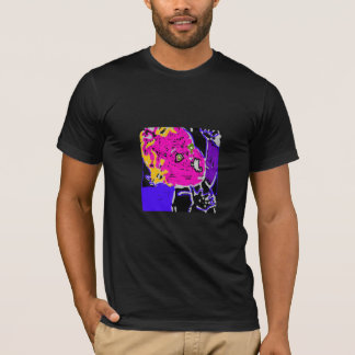 T-shirt - Geltube enregistre le logo