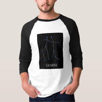 T-shirt Gemini constellation