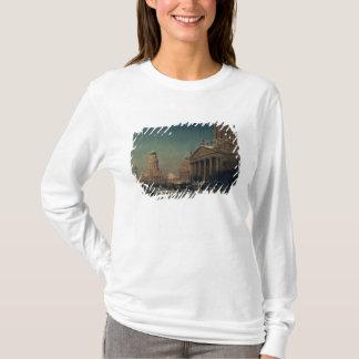 T-shirt Gendarmenmarkt en hiver, 1857