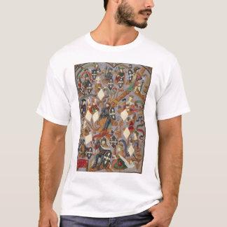 T-shirt Généalogie des rois du Portugal