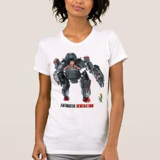 T-shirt Génération futuriste