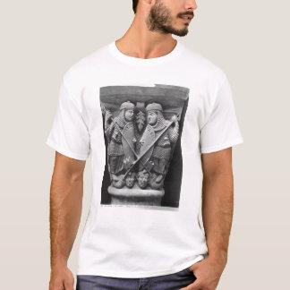 T-shirt Générosité et charité perçant deux vices