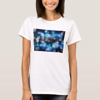 T-shirt Gènes des sciences médicales d'ADN et de chimie de