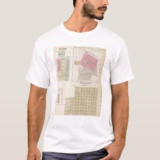 T-shirt Geneseo, Alton, peu de rivière, le Kansas