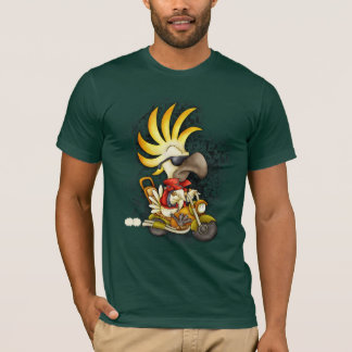T-shirt génial de cacatoès - cacatoès T