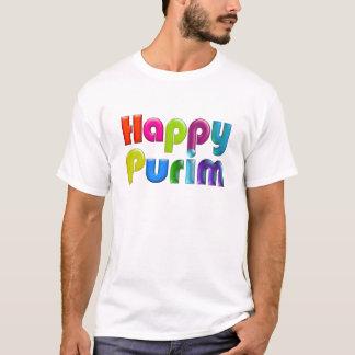 T-shirt génial HEUREUX de PURIM