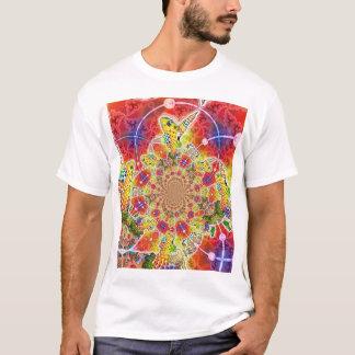 T-shirt Génie de clown dans l'hyperespace