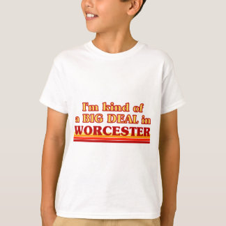 T-shirt Genre d'I´m d'affaire à Worcester