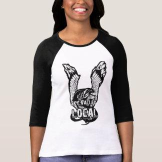 T-shirt Gens du pays de vallée de ciel