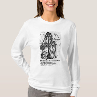 T-shirt Gentille gentille bruyère