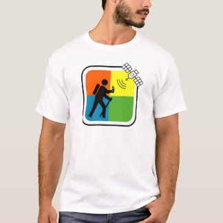 T-shirt GeoCacher