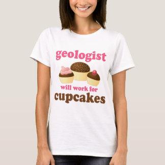 T-shirt Géologue drôle