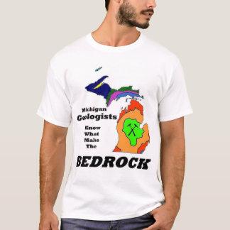 T-shirt Géologue du Michigan