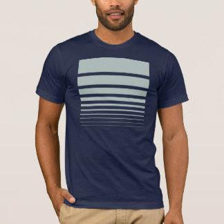 T-shirt géométrique d'ordre de Fibonacci,
