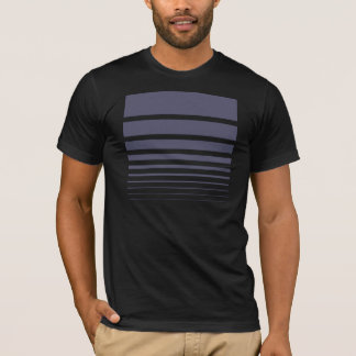 T-shirt geomtric d'ordre de Fibonacci,