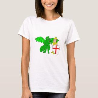 T-shirt George et le dragon