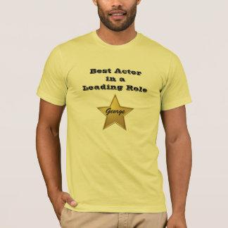 T-shirt George : Le meilleur acteur