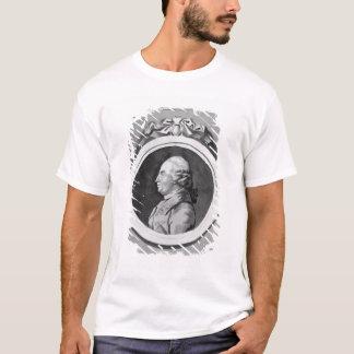 T-shirt George Stubbs (1724-1806) (lavage gris sur papier)