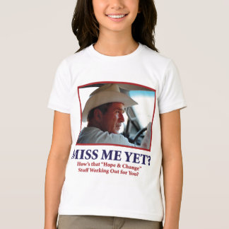 T-shirt George W. Bush